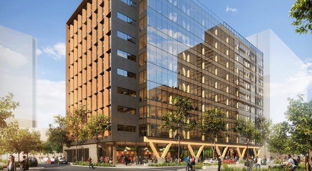 25 King set to be Brisbane's (and Australia's) tallest engineered timber building