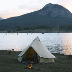 Make your wanderlust more fabulous with The Seek Society's eco camping gear