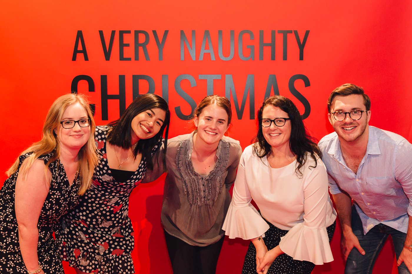 A Very Naughty Christmas