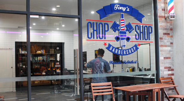Tony&#8217&#x3B;s Chop Shop Barbershop