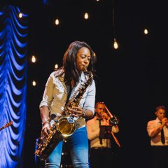 YolanDa Brown Quintet (UK)