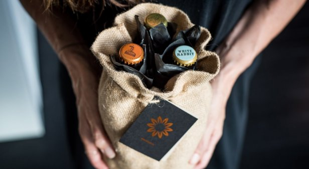 Wish you were beer – Brewquets brings boozy gift bouquets to your door