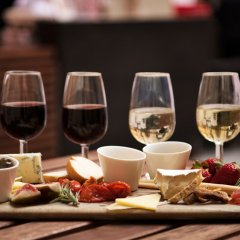 Cheese And Wine Of Southern Australia