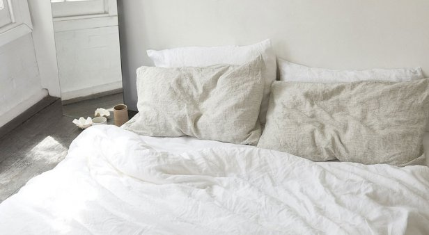 Good nights (and mornings) – fall in love with linen bedding and sleepwear from Deiji Studios