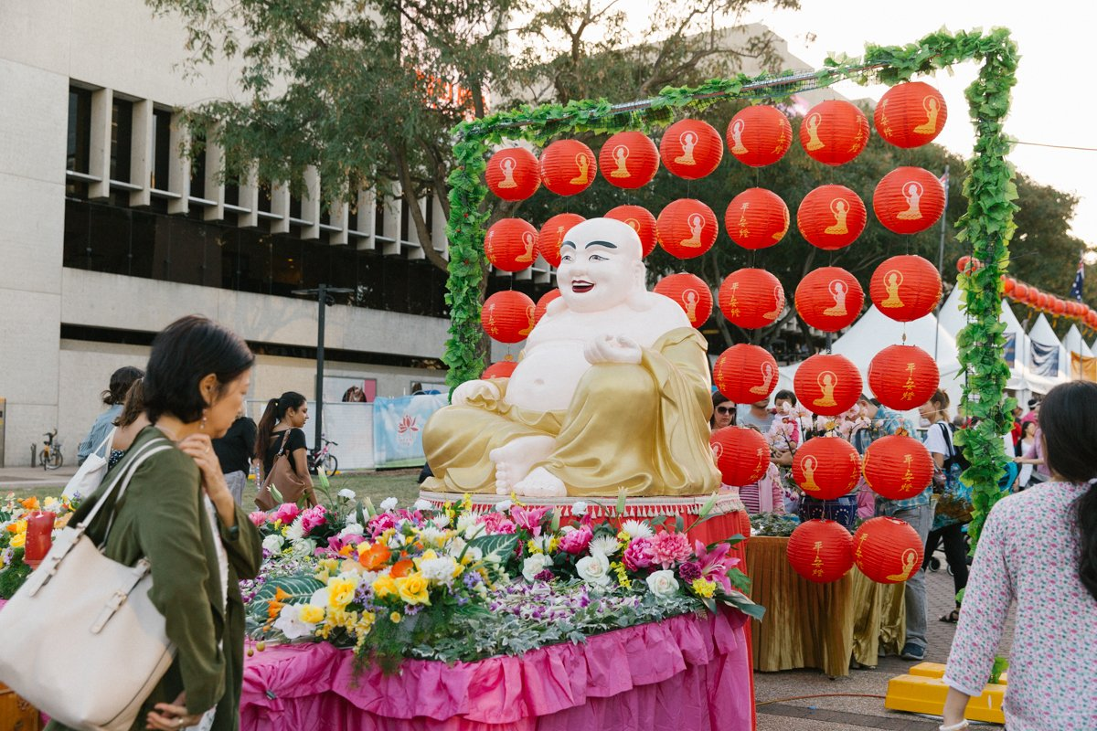 Buddha Birth Day Festival