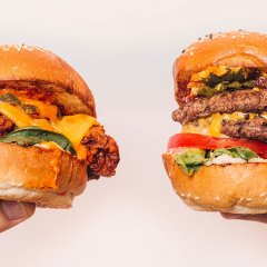 Lucky Egg | Brisbane's best burgers | The Weekend Edition