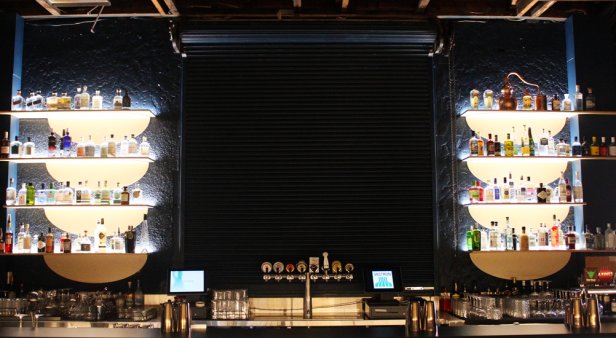 Swoon over Bowen Hills' new mod-industrial gin bar Swill