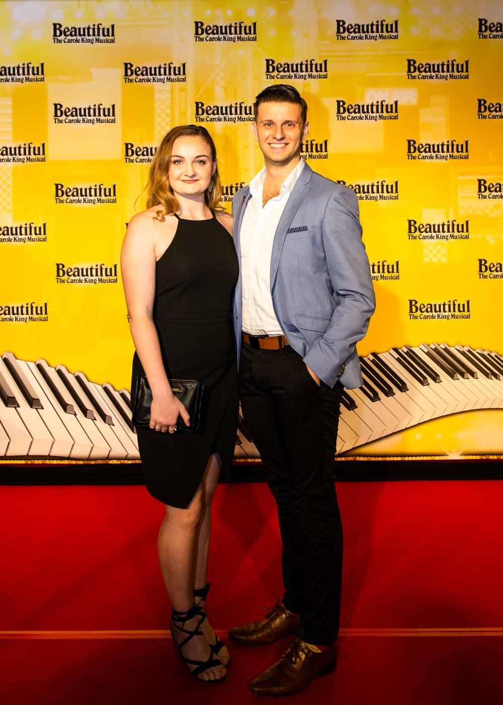 Beautiful: The Carole King Musical Premiere
