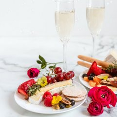 Cheese, Wine and Bubbles at Treasury Brisbane