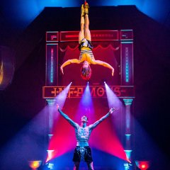 Strap yourself in – sexy adults-only circus cabaret Infamous is headed to Brisbane