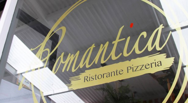 Italian and Estonian flavours combine at Paddington's Romantica Ristorante Pizzeria
