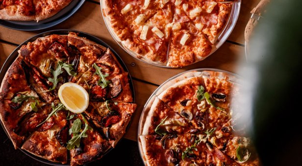 Grab a slice at Welcome to Bowen Hills' new permanent fixture Harry's Pizza