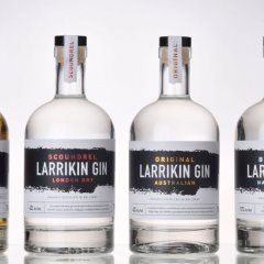 Enjoy a cheeky G&#038&#x3B;T with a true-blue twist thanks to Larrikin Gin