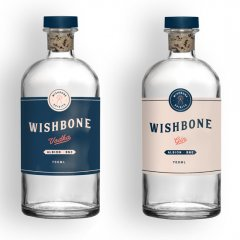 Coffee roaster Fonzie Abbott releases award-winning Wishbone Spirits