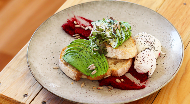 Soak up riverside vibes and ethical brunch at Teneriffe's conscious cafe Barko & Co