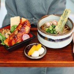 Elizabeth Arcade's dining hub FudoDori shows off its first wave of eateries