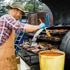 The Brisbane BBQ Festival returns to celebrate all thing searing, smoking and sizzling