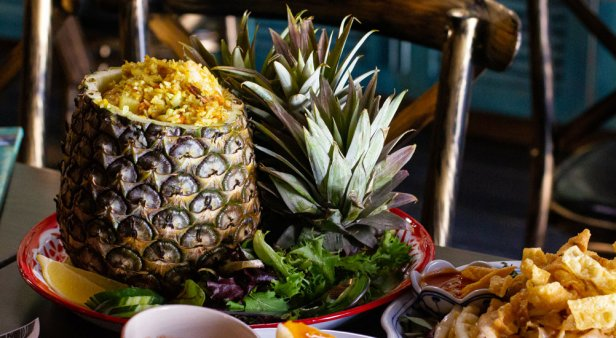 Na Bangkok brings Thai street food to FudoDori