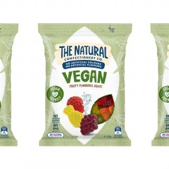 Berry nice – The Natural Confectionery Co. is releasing vegan lollies