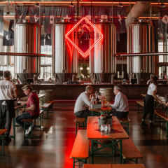 Felons Brewing Co. expands with a brand-new barrel hall at Howard Smith Wharves