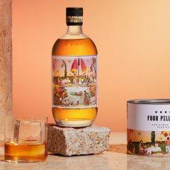 Tastes like Christmas – Four Pillars' famed pudding gin is back